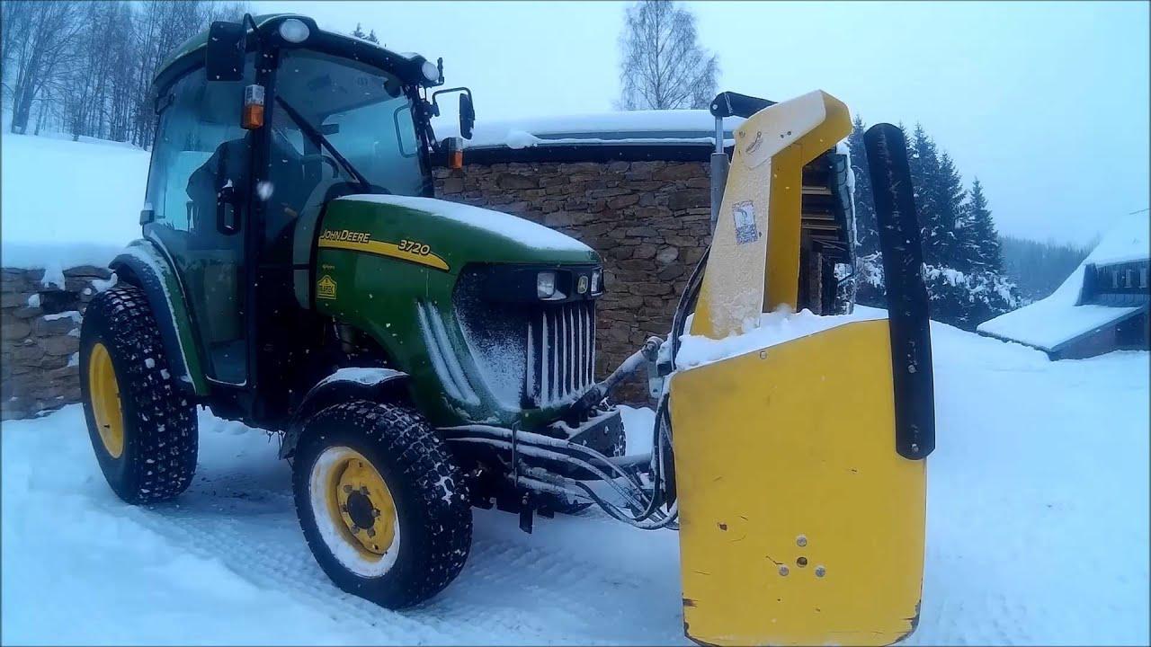 3720 John Deere Snow Removal Wiring Diagram Snowblower Youtube Rh Com