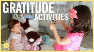 PLAY   3 GRATITUDE ACTIVITIES