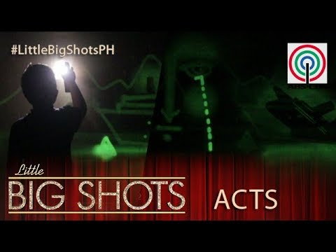 Little Big Shots Philippines: Brix | 7-year-old Young Light Artist
