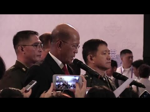 Lorenzana says Marawi City siege is over