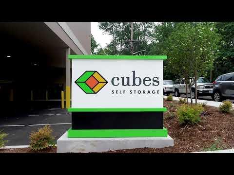 Cubes Self Storage In Kirkland, WA
