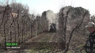 Opryskiwacze sadownicze SAE - Włochy 2012
