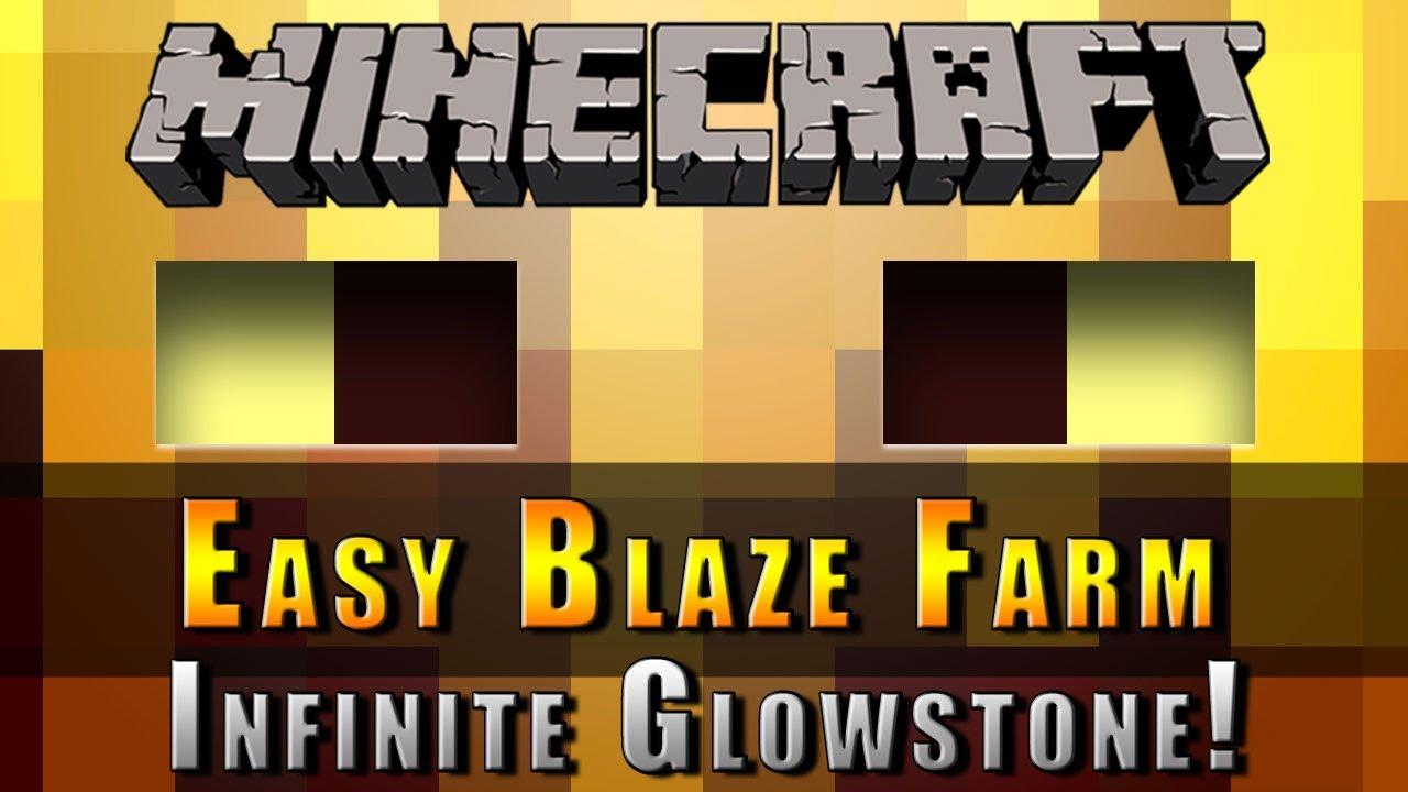 Minecraft blaze farm infinite glowstone xbox playstation minecraft blaze farm infinite glowstone xbox playstation pc youtube ccuart Choice Image