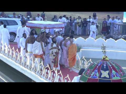 Maha Shivratri Celebrations 2017 with Sri Sri at Bangalore Ashram