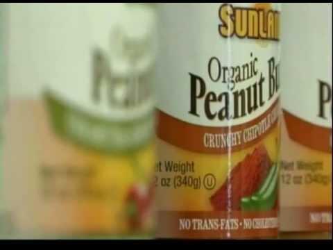 Peanut butter salmonella outbreaks