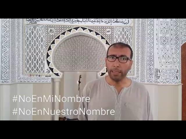 Mohamed Ali, lider de Caballas, condena el terrorismo de DAESH