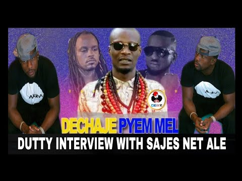 DUTTY SOU KESYON FANTOM & IZOLAN  (DECHAJE & PYEM MELE TRACK) INTERVIEW WITH SAJES NET ALE IN HAITI