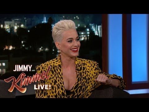 Katy Perry on The Oscars & the Term Wig