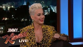Katy Perry on The Oscars & the Term Wig