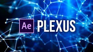 Популярний фон з точок і ліній. Частинки Plexus в After Effects - AEplug 224