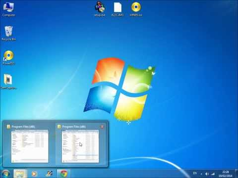 Installing Windows 95 in DosBox