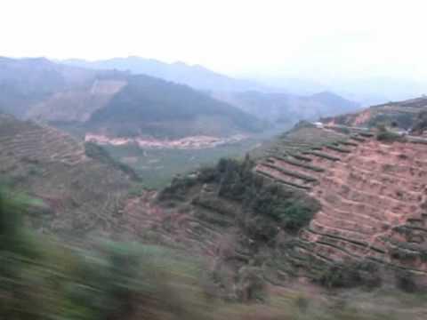 Road Xianghua - Anxi.wmv