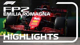 FP2 Highlights | 2021 Emilia Romagna Grand Prix
