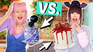 Halloween Grusel-Torten ⚡️BFF BATTLE | ViktoriaSarina