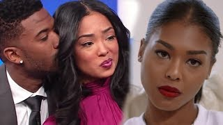 Princess Love fought Moniece over Ray J - Ray-J slept with Moniece