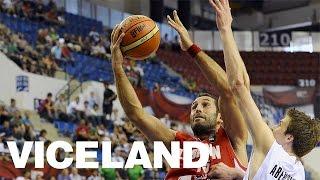 The Michael Jordan of Lebanon - VICE WORLD OF SPORTS: RIVALS (Clip)