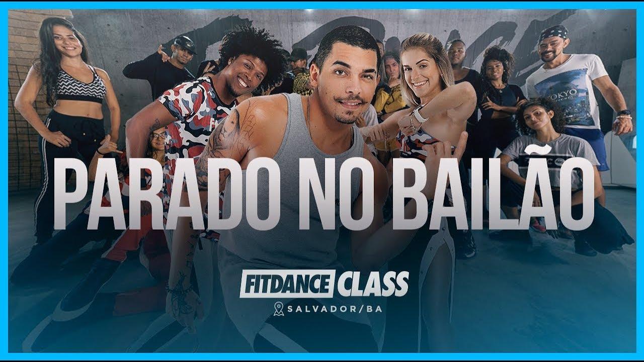 A Música Eu Parado No Bailão parado no bailão - mc l da vinte e mc gury  fitdance space