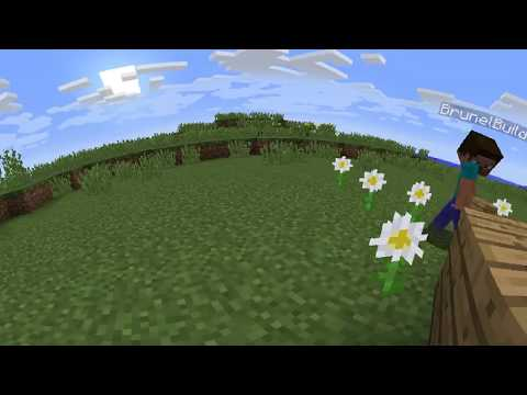 Minecraft 360 Degrees Video
