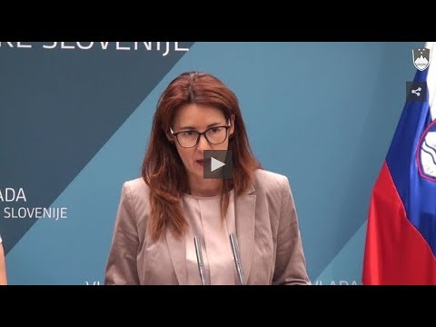 Izjave pristojnih ministrov po 181. redni seji Vlade RS