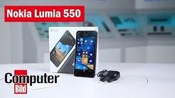 Microsoft Lumia 550: Windows-10-Phone zum Kampfpreis