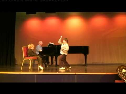 """My Brother"" (Terry Scott) performed by 6 year old Mark and Luke"