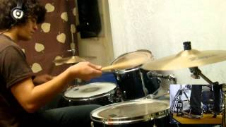 Arctic Monkeys - Library Pictures (drums)
