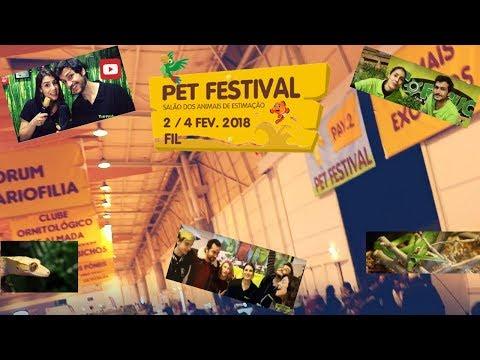 A MAIOR EXPOSIÇÃO DE ANIMAIS EM PORTUGAL! (PETFESTIVAL 2018)