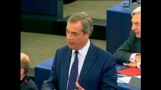 """Nigel Farage: """"This will be the last European Commission that governs Britain"""""""