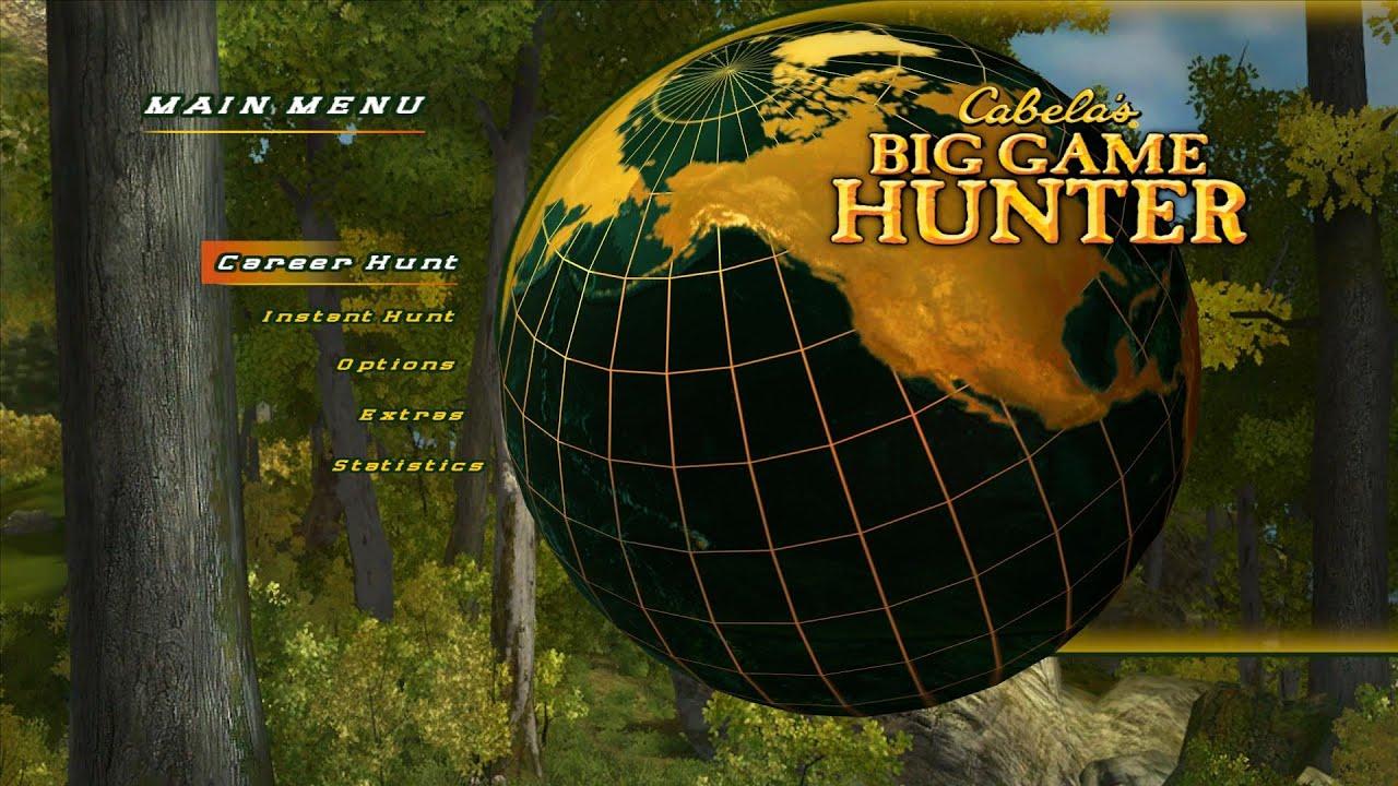 Cabela s big game hunter 2009