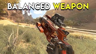 What a Balanced Weapon! - Apex Legends