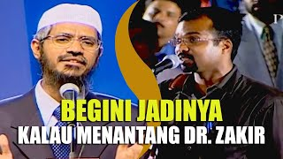 THIS CHRISTIAN MAN CHALLENGE DR. ZAKIR NAIK And This is WHAT HAPPENS!