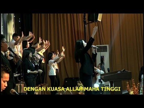 ROH KUDUS KAU HADIR DI SINI   Rachel Mutiara   LAGU ROHANI KRISTEN - Musik Gereja Bethany Indonesia