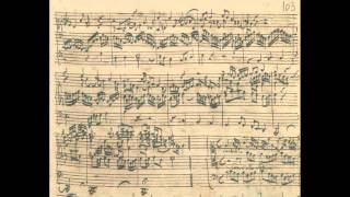 J S Bach - Canonic Variations on Vom Himmel Hoch (BWV 769)
