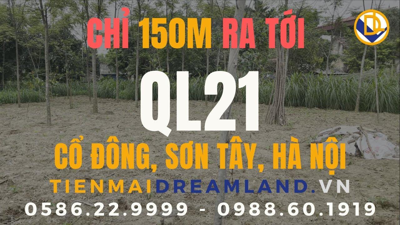 image ĐẦU TƯ ĐẤT NỀN HÒA LẠC | 900m2 Cổ Đông, Sơn Tây, Hà Nội