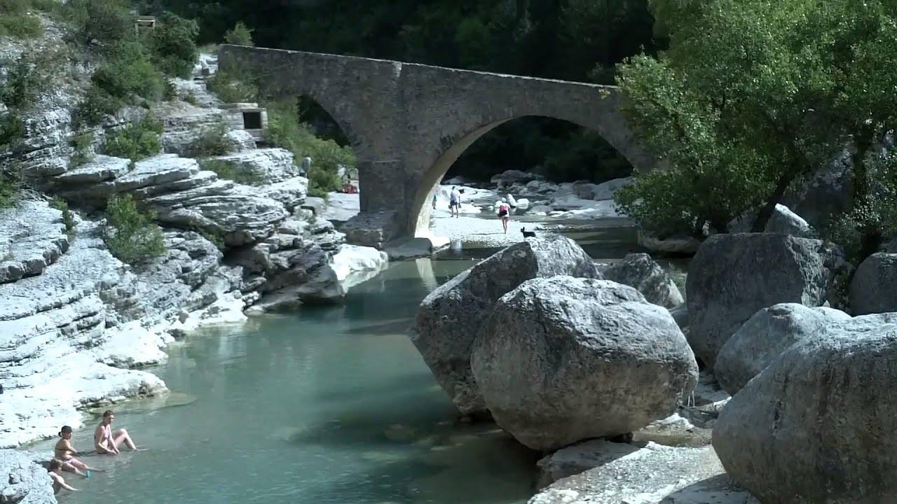 Camping Les Rives Du Lac Veynes Hautes Alpes Youtube
