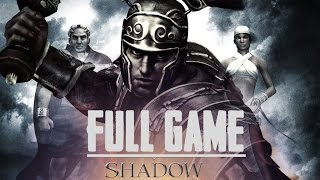 Shadow of Rome - FULL GAME - No Commentary - 1080p60fps
