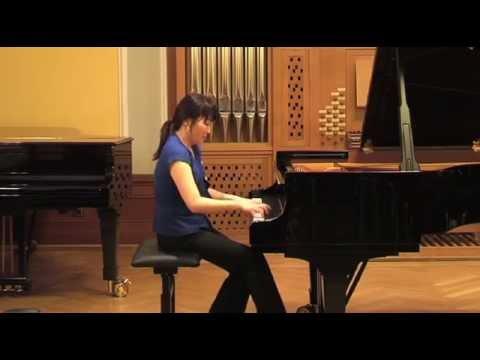"Suyeon Kang plays Beethoven Sonata No. 21 op. 53 ""Waldstein"""