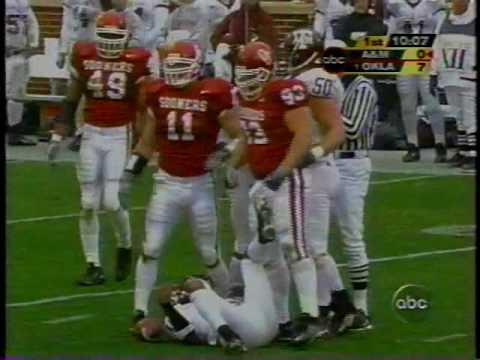 Texas A&M at #1 Oklahoma - 2003 - Football