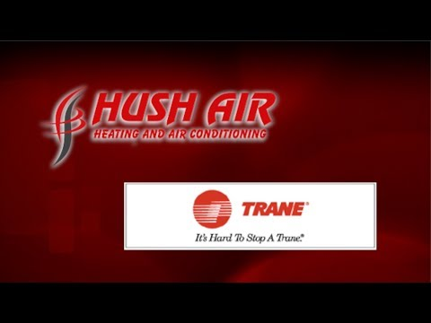 V4014 | Clean Effects Whole House Air Filtration System | Hush Air | Trane