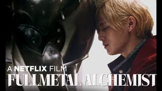 FullMetal Alchemist - Trailer Subtitulado en Español Latino l Netflix thumbnail