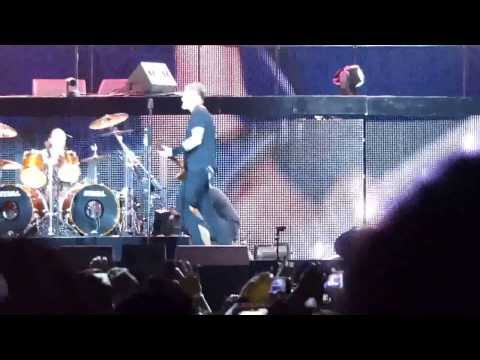 Metallica Live in Jakarta - Part 10 (One - For Whom The Bell Tolls)