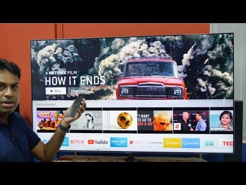 "Samsung QLED Q7F 65"" Premium 4K TV Overview (2018 Model)"