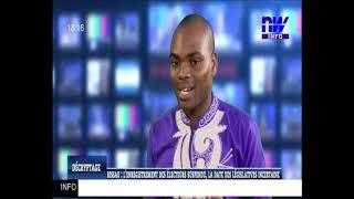 Bissau : l'enregistrement des électeurs suspendu, la date des législatives incertaine (DC 10 12 18)