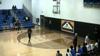 anoka ramsey men s basketball vs rainy river 12 4 15