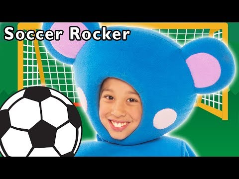 Soccer Rocker and More | Healthy Habits for Healthy Kids | Baby Songs from Mother Goose Club!