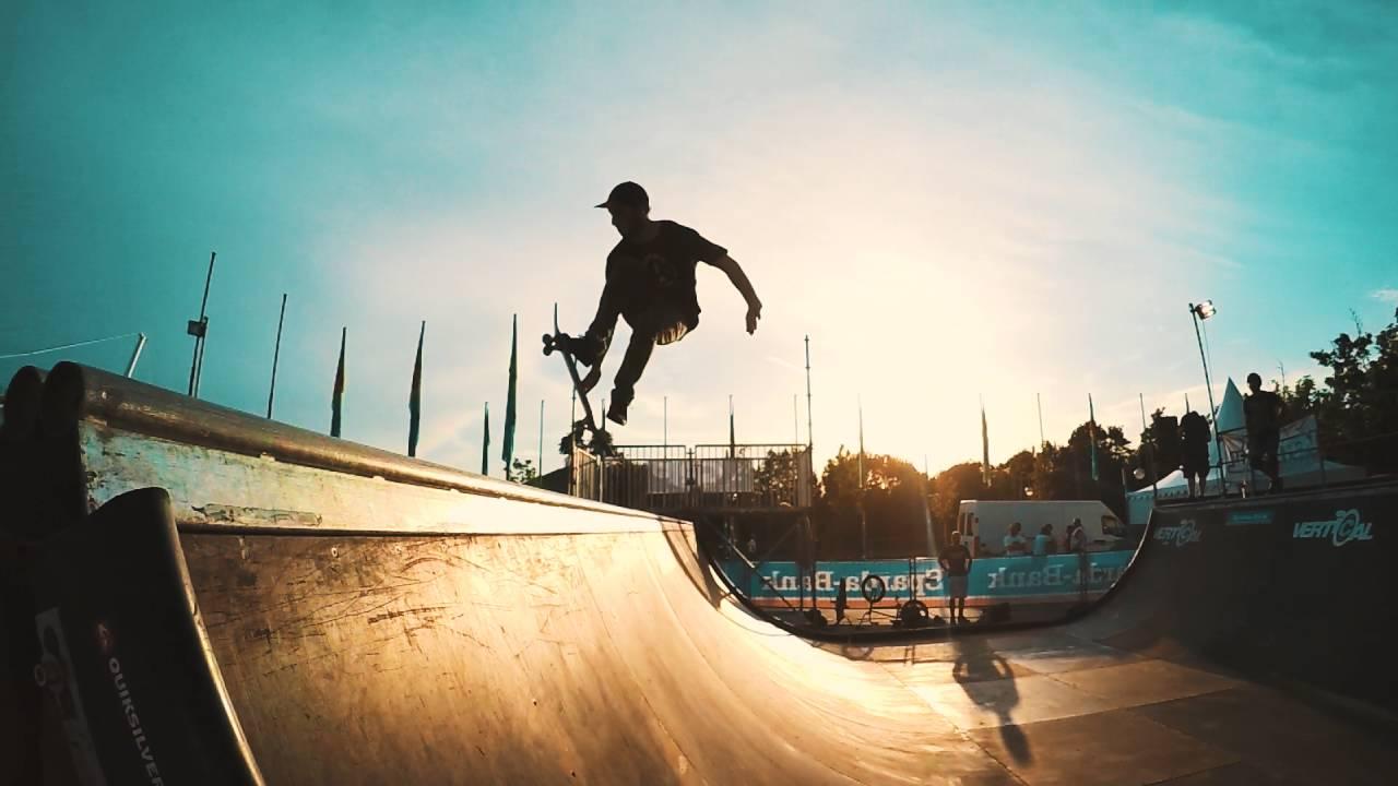 Festcup 2016 Karlsruhe Bmx Skateboard Inline Skates