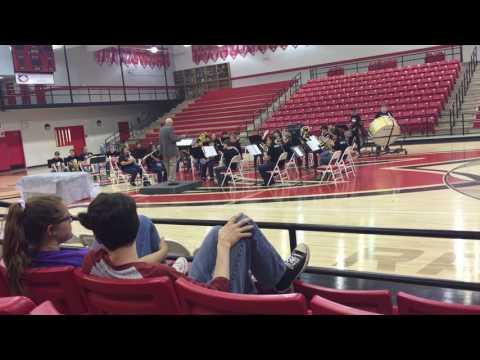 Rose Bud High School Band Spring Concert