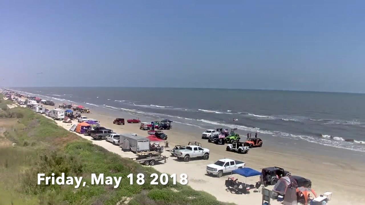 Jeep Weekend 2018 Crystal Beach Texas
