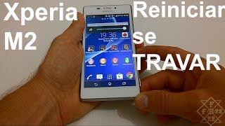 Sony Xperia M2 - Como Reiniciar Caso Tenha Travado [Dica]