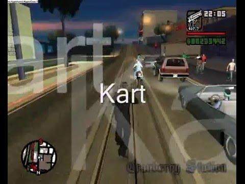 GTA SA Secret Vehicles